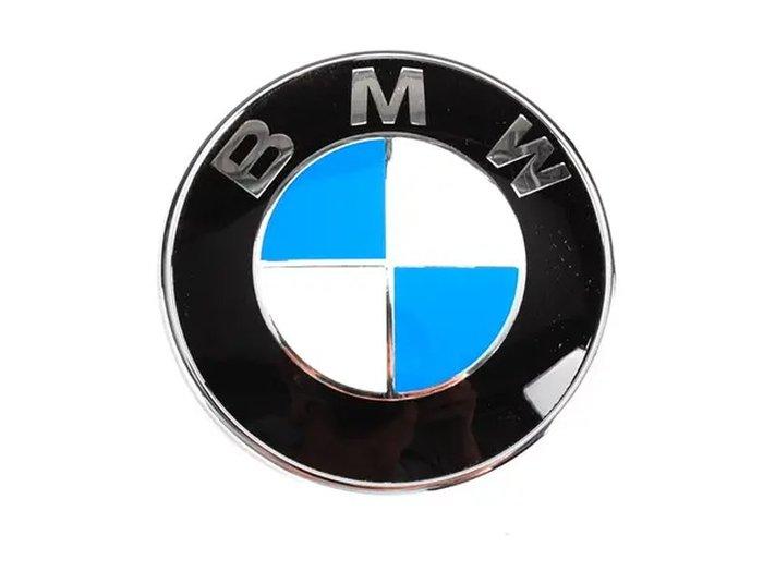 【樂駒】BMW 原廠 耗材 LOGO 全車系 後車廂 廠徽 標誌