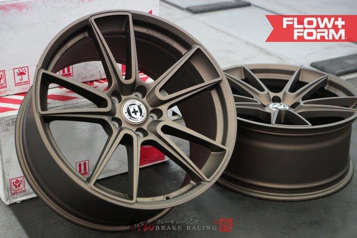 ㊣HRE FlowForm - FF04 旋壓輕量化 精緻鋁圈 客製化顏色 / 制動改