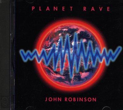 K - John Robinson - Planet Rave 1994 RAVEMAN - 日版