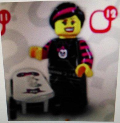 Lego 人仔擺設