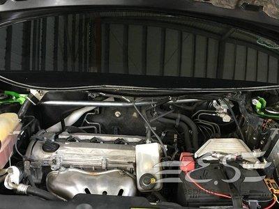 阿宏改裝部品 E.SPRING TOYOTA PREVIA XR50 06- 鋁合金 引擎室拉桿