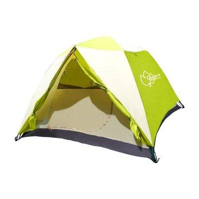 【大山野營】Outdoorbase 21164 大自然快搭式速立六人帳篷(標準款)露營帳篷 非logos 速可搭