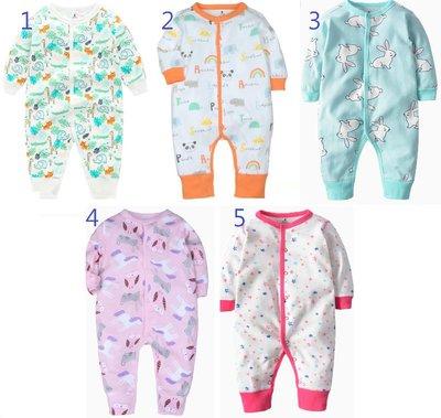 ❤現貨B142❤G牌外貿款  單層棉  純棉嬰幼兒男女童寶寶包屁衣連身衣
