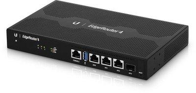 【RouterOS專業賣家】UBNT EdgeMAX EdgeRouter ER-4 路由器-未稅