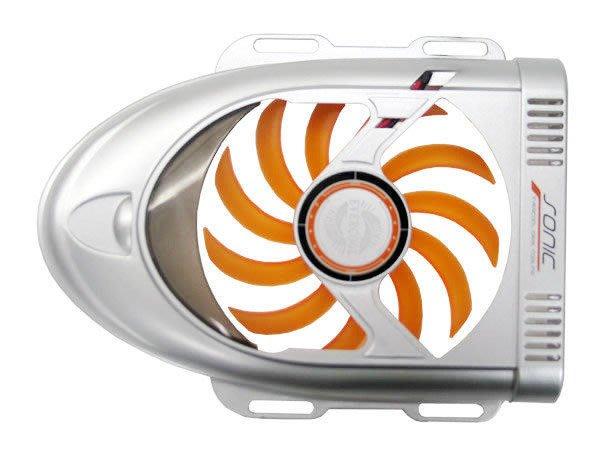 光華CUMA散熱精品*EVERCOOL大星HD-SC 硬碟散熱器*超安靜18DBA~現貨