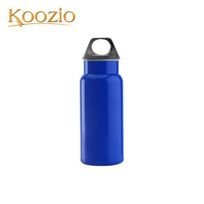 Koozio經典水瓶350ml (藍) (不鏽鋼水瓶/水壺 /不銹鋼杯/ 隨手杯/ 環保杯) Koozio原廠專賣