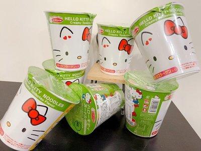 👍現貨-日本 acecook kitty杯麵 豬廚泡麵 豬廚杯麵 醬油口味 台北市