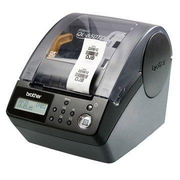 *福利舍* Brother QL-650TD 抽號碼機/條碼標籤機, 特價$9240(含稅),請先詢問再下標