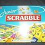 SCRABBLE 桌遊 英語單字益智拼字遊戲(Made in New Zealand)-家有學齡兒童父母的最佳選擇!~~