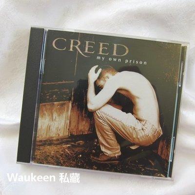 自我禁錮 MY OWN PRISON 主義合唱團 CREED Wind-up Records SONY MUSIC