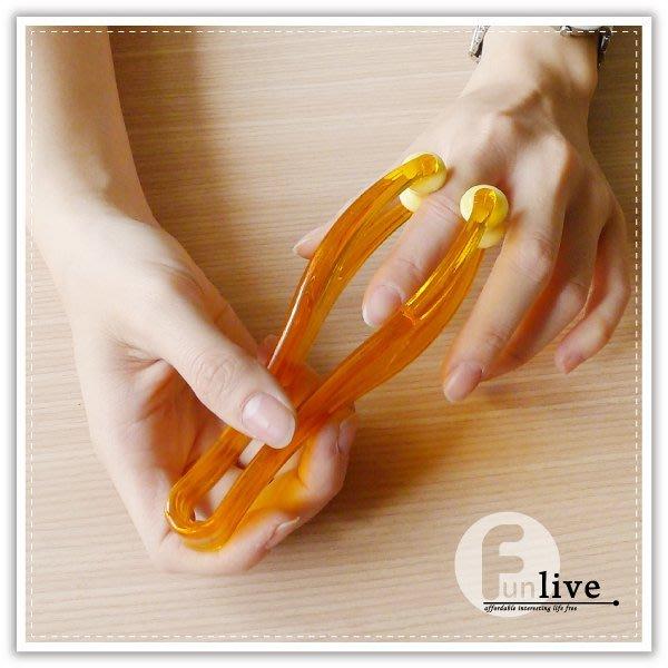 【贈品禮品】B2704 手指滾輪按摩棒/手指關節按摩器/虎口滾輪按摩器/穴道按摩/腳趾按摩
