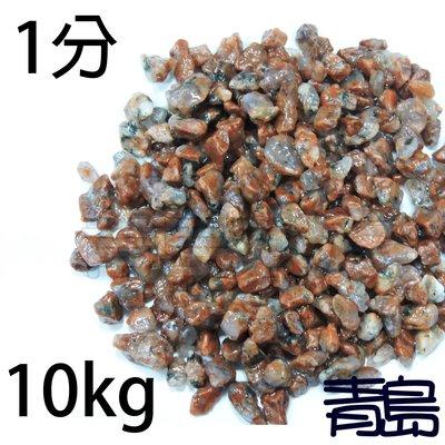 PN。。。青島水族。。。A級紅花崗(珊瑚紅石)==1分-10kg(散裝) 新北市