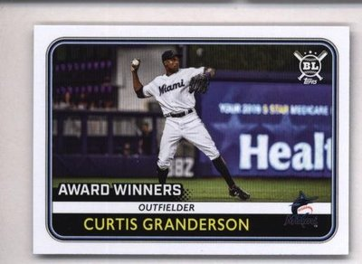 2020 Topps Big League #282 Curtis Granderson
