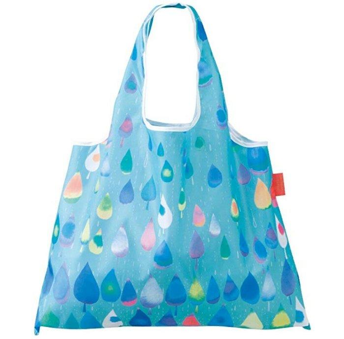天使熊雜貨小舖~日本DESIGNERS JAPAN摺疊購物袋  全新現貨
