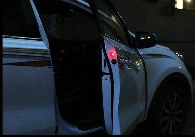 【車達能】專用於豐田RAV4榮放車門燈改裝車門安全防撞警示燈爆閃燈防追尾燈