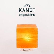 【 ambion 新版升級】 塩光 KAMET♥時尚精巧♥LED喜馬拉雅玫瑰鹽晶燈-雅緻白 現貨