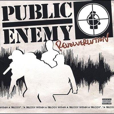 [永恆音樂網]全新Public Enemy Revolverlution 人民公敵 擦槍走火(絕版品)