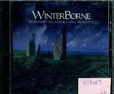*真音樂* WINTER BORNE / ROSEMARY BELAND & MARK BRACKE 二手 K18067
