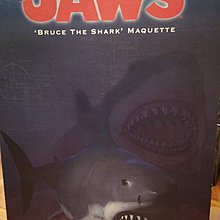 Sideshow Jaws 'Bruce The Shark' Maquette