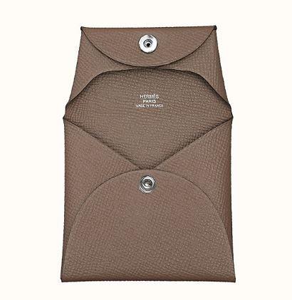 Hermes 零錢包❗️ 深咖啡 大象灰 桃 3色 現貨 (預購)東區正品專賣店