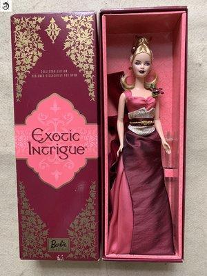 九州動漫芭比  Barbie Exotic Intrigue 2003 異域佳人  現貨