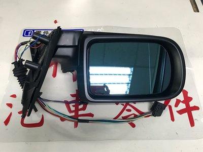 BMW E39 後視鏡總成