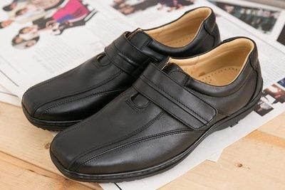 Ovan 男款 AMADEUS MIT手工魔鬼氈質感商務皮鞋 休閒氣墊皮鞋