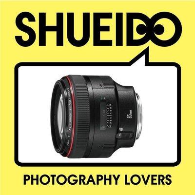 集英堂写真機【全國免運】【預購】CANON EF 85mm F1.2 L II USM 二代 大光圈 人像鏡 7D A