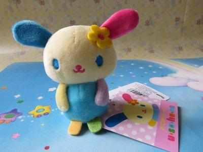 Sanrio USAHANA UA 彩虹兔 毛公仔Otenori 直立企身原個可愛公仔 擺設 日本