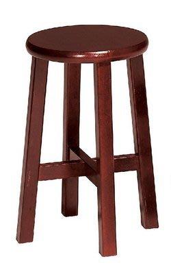 【浪漫滿屋家具】(Gp)604-9 圓高鼓椅