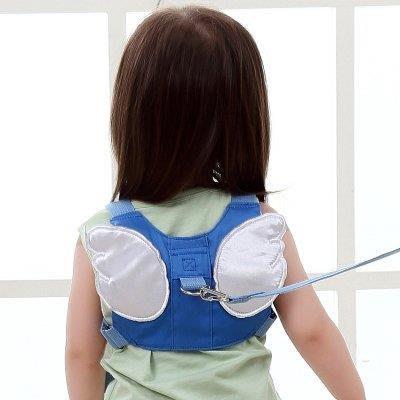 YEAHSHOP 防走失背包嬰兒童安全帶牽引繩寶Y185