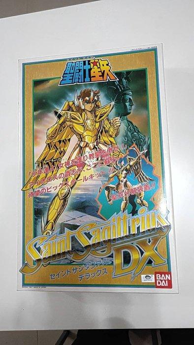 聖鬥士星矢-1987年聖衣大系模型 大型DX射手座 未開封(SEALED)(1987 MADE IN JAPAN)