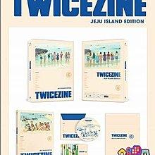 TWICEZINE 另送官方明信片+小卡 TWICE 濟洲島寫真+DVD ]   Jeju Island Editio