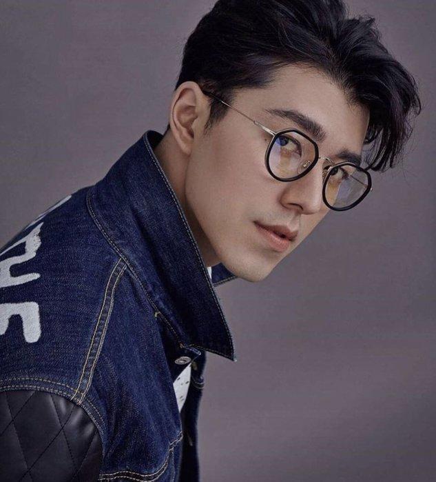 Paul Hueman 韓國熱銷品牌 英倫街頭時尚 黑色雙版料金邊設計復古多邊形圓框眼鏡 PHF5142A 5142