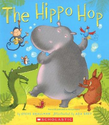 *小貝比的家*THE HIPPO HOP/平裝/3~6歲/幽默 Humor