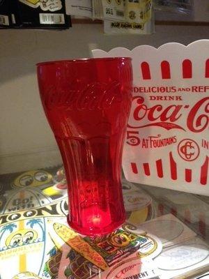 (I LOVE樂多)(日本進口)可口可樂 Coca-Cola 紅色杯子
