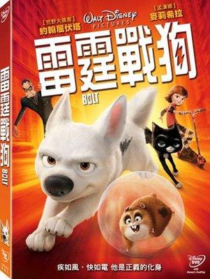 [DVD] - 雷霆戰狗 Bolt ( 得利正版 ) - Disney