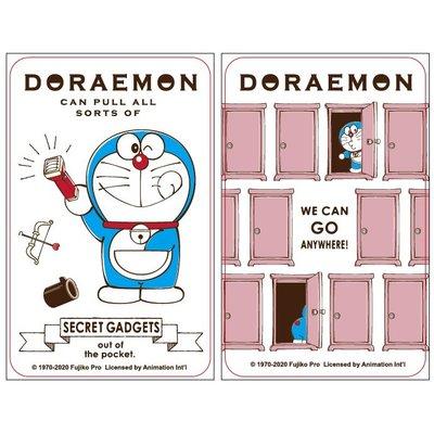 Doraemon哆啦A夢小叮噹手繪百寶袋&手繪任意門悠遊卡(2張不分售)