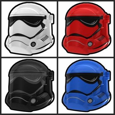 預訂4/22截單 Arealight 星球大戰第三方人仔頭盔 Storm Trooper