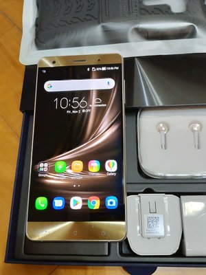 (crazythin) Asus Zenfone 3 Deluxe Z016D (6+64) Full Set Android 6