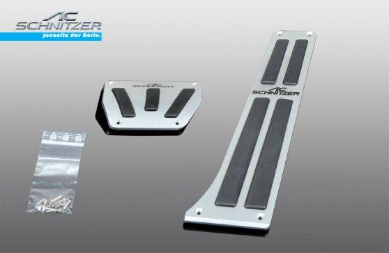 【樂駒】AC Schnitzer BMW F06 F12 F13 aluminium pedal 油門 煞車 金屬 踏板