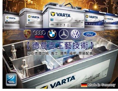 自取舊品交換 VARTA 華達電瓶( i1 110AH)BENZ BMW X5 730i 735i 740 Q7 保時捷