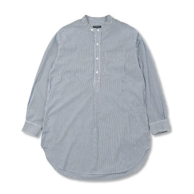 20AW Engineered Garments Banded Collar Long Shirt 全新正品公司貨 現貨 可刷卡分期 下標前請詢問