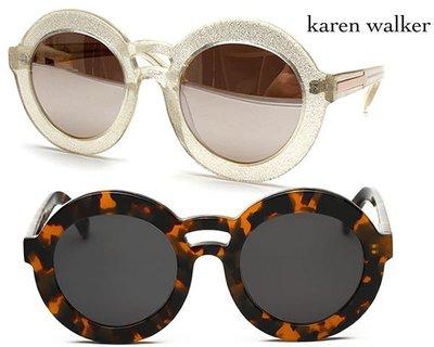 Karen Walker►Joyous 圓框 太陽眼鏡 墨鏡|100%全新正品|特價! TOM FORD MIUMIU RAYBAN