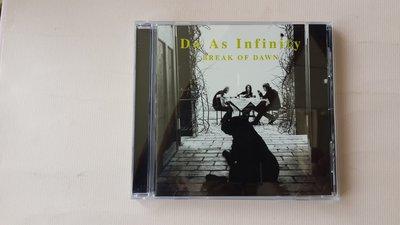 【鳳姐嚴選二手唱片】 Do As Infinity大無限樂團 / BREAK OF DAWN