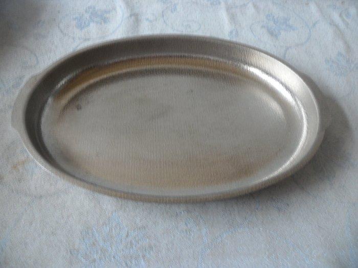 紫色小館-46--------鍍銀盤子