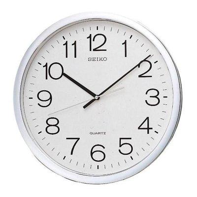 40公分【時間光廊】SEIKO 日本 精工掛鐘 標準鍾 全新原廠公司貨 QXA041S