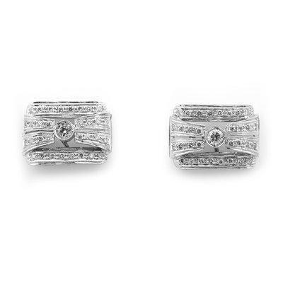 【JHT 金宏總珠寶/GIA鑽石專賣】0.26ct天然鑽石耳環/材質:14K(D000123)