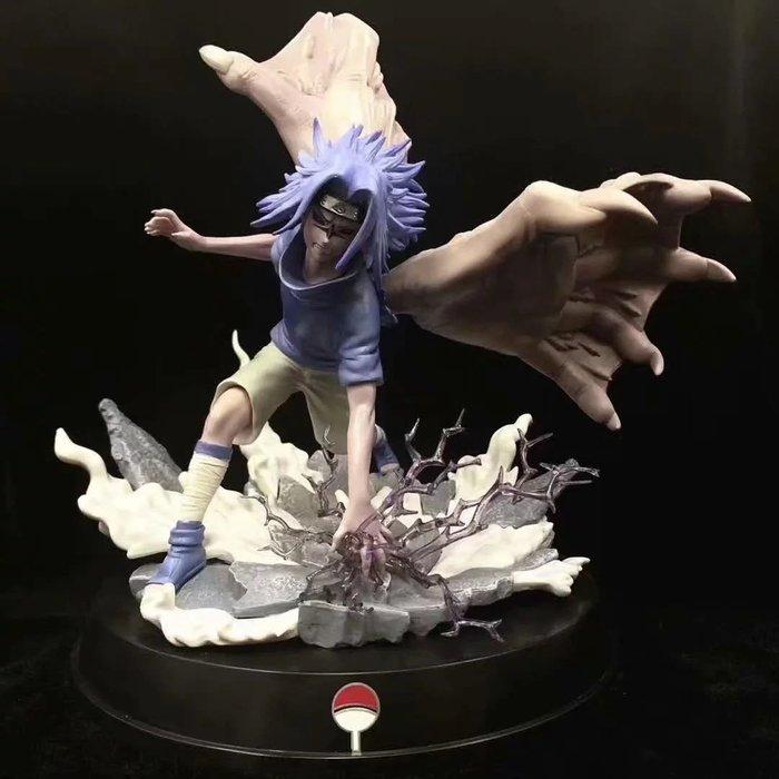 火影忍者GK咒印佐助 宇智波佐助 GK 雕像 模型盒裝手辦 產品高度:約33cm