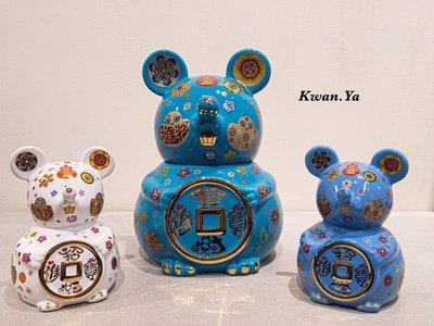 洪易 HungYi 禮坊 RIVON 鼠來金寶 春節 瓷器 限量 禮盒 藝術 文創 當代藝術 生肖 老鼠 中村萌 村上隆